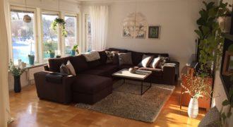 Enplansvilla i populära Viggbyholm