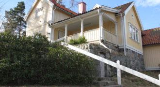 Charmig 20-tals villa i Nacka