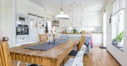 Fantastiskt och välplanerat hus i populära Riksten