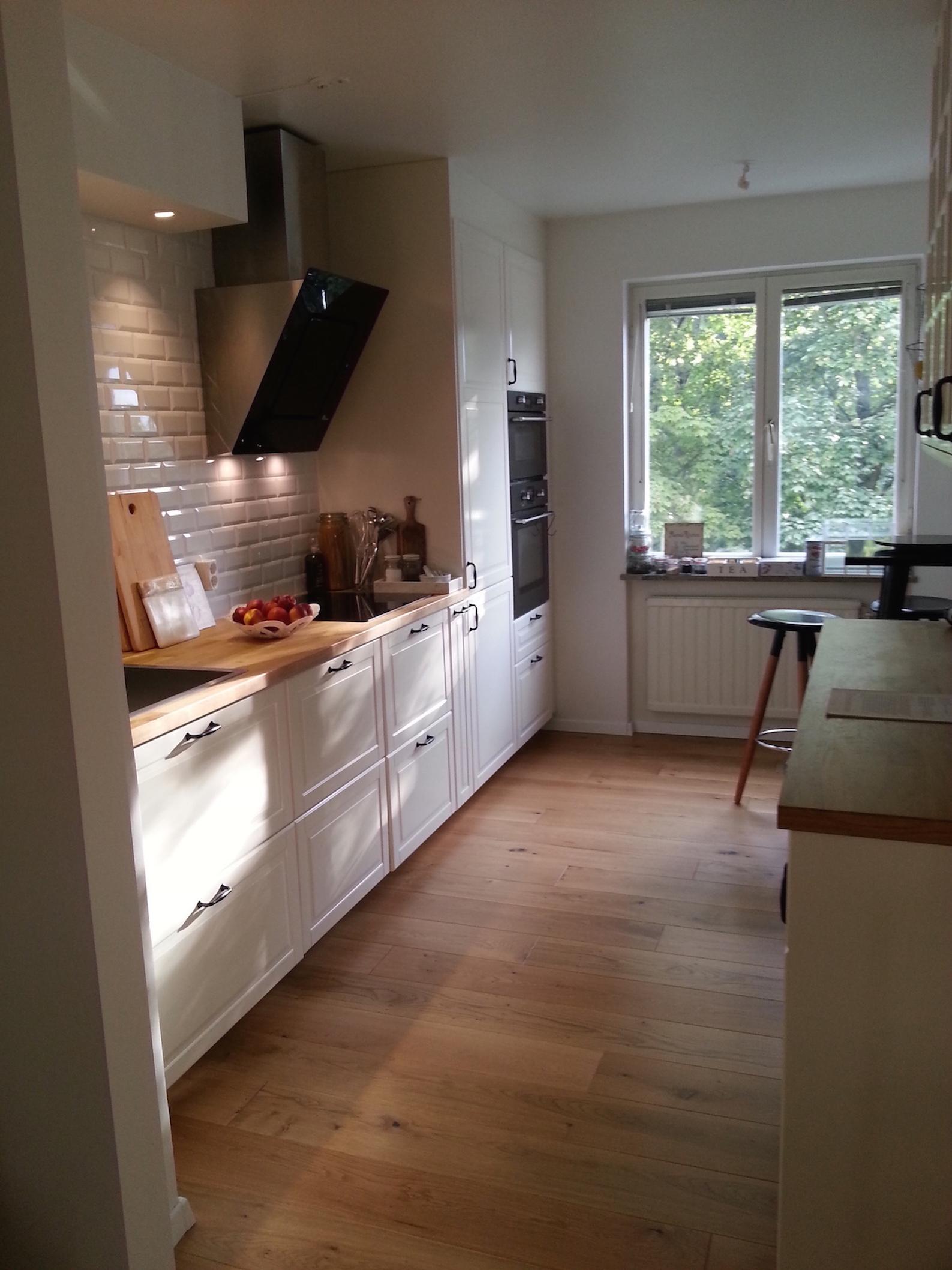 Exklusiv lägenhet i bästa läge i Solna