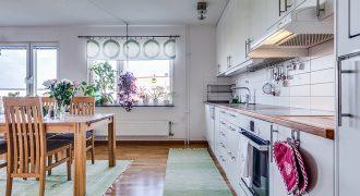 Lägenhet i populära Liljeholmskajen/Sjövikshöjden