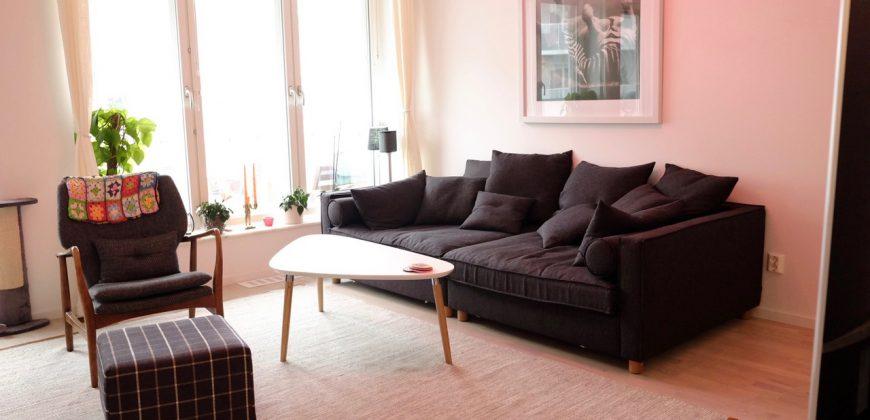 Lägenhet på bästa läge
