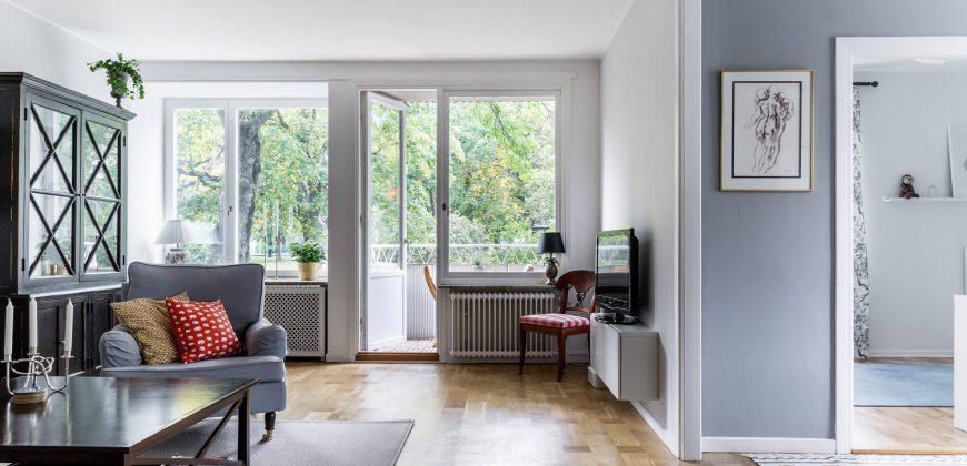 City lägenhet i attraktivt läge