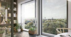 Nyproducerad & representativ Östermalms våning