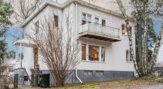 Villa i Södra Ängby – Bromma