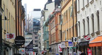 Lägenhet på Stockholms bästa och centralaste adress