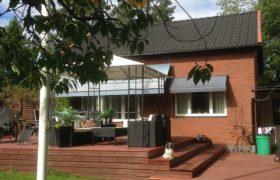 Representativ villa i Saltsjö-Boo