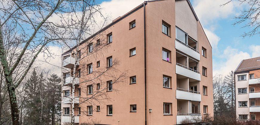 Total renoverad 2:a i Solna