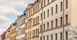 Vindsvåning på Kungsholmen