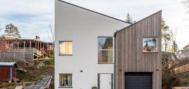 Högklassig villa på gräddhyllan i Trångsund