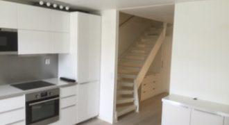 Renoverat radhus i Kista