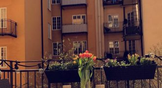 Karlbergsvägen 80 – Fantastisk 2:a med balkong