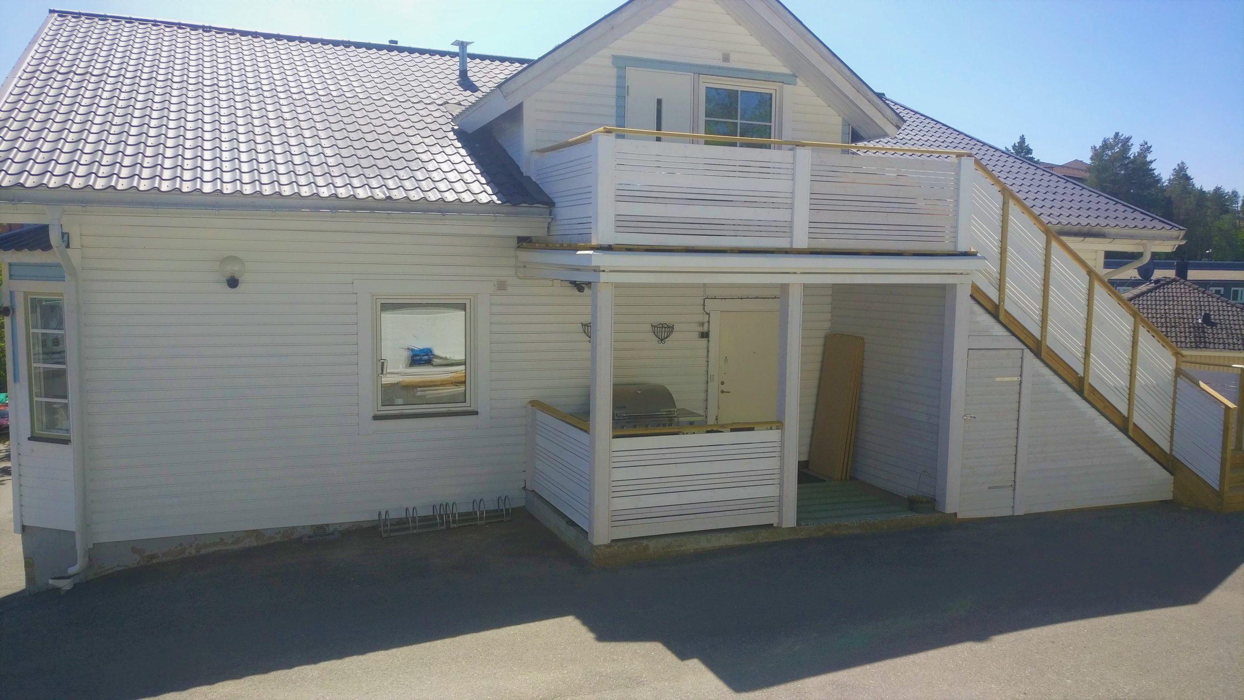 Stor nybyggd bostad i villa – Huddinge