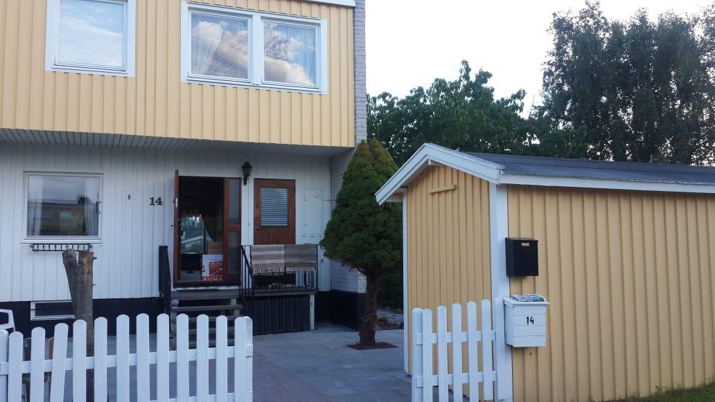 Radhus i Kälvesta-Spånga