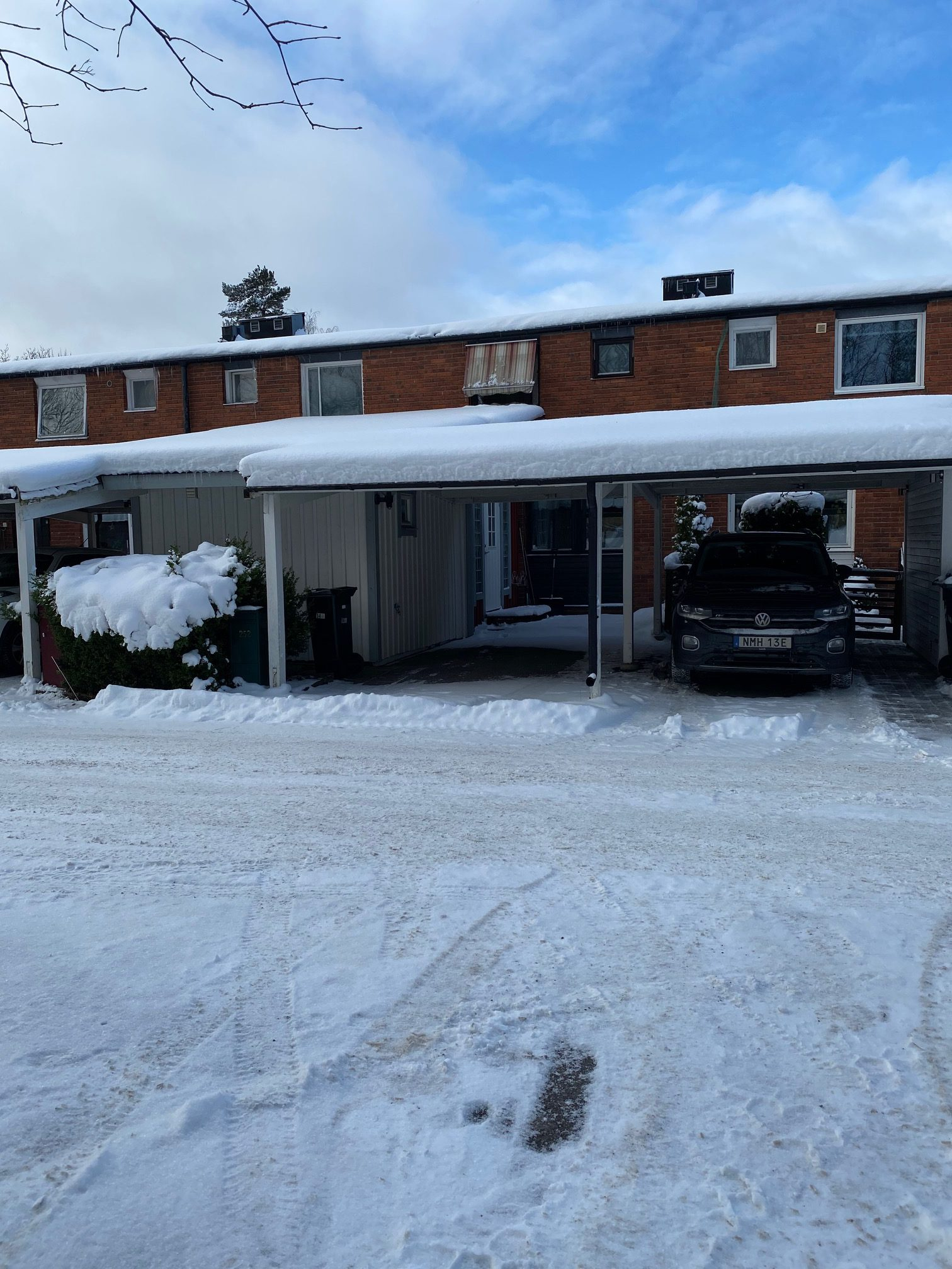 Radhus i Bandhagen