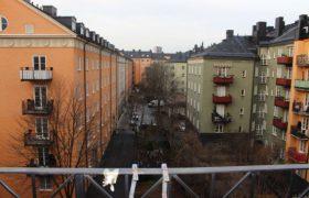 Våning i bästa läge mitt i City