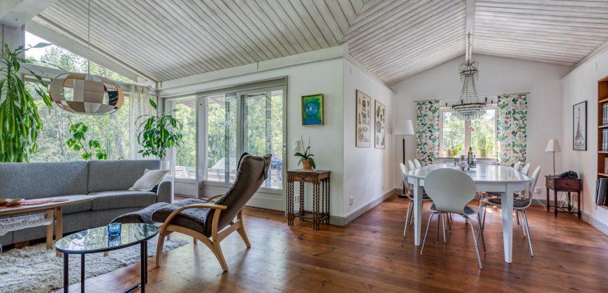 Underbar familje villa – Rönninge